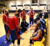 BASKETBOL TAKIMI - Merkezefendi Yüksekçıta Basketbol Takımı Seri Peşinde