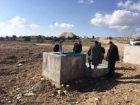DOLULUK ORANI - Müdür Murat Gül Kureyşliler Barajı'nı İnceledi