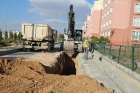 KıZıLCA - Niğde Belediyesi Altyapı Çalışmalarını Sürdürüyor