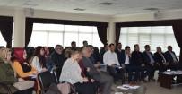 ESNAF VE SANATKARLAR ODALARı BIRLIĞI - Oda Genel Sekterlerine Genel Kurul Eğitimi Verildi