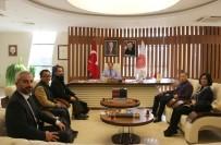 FEN EDEBİYAT FAKÜLTESİ - ODTÜ Konfüçyus Enstitüsünden Rektör Bağlı'ya Ziyaret
