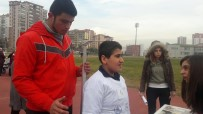 FUAT GÜREL - Özel Sporcular Federasyonu'ndan Örnek Proje