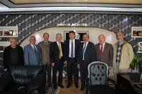 MECLİS ÜYESİ - Pınarbaşı Belediye Meclis Üyesi'nden 7 Kişi MHP'den İstifa Etti