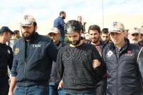 ELEKTRİKLİ BİSİKLET - Polis Servisine Bombalı Saldırının Zanlıları Yakalandı