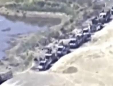 Rusya: ABD'liler DEAŞ militanlarını vurmayı reddetti