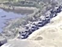 SAVUNMA BAKANLIĞI - Rusya: ABD'liler DEAŞ militanlarını vurmayı reddetti