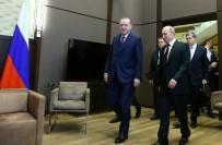 RUSYA DEVLET BAŞKANı - Rusya Devlet Başkanı Putin Açıklaması 'Suriye'deki Durumu Normalleştirmek İçin Çabalarımızı Arttırmamız Gerekiyor'