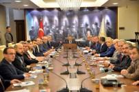 YUSUF ZIYA YıLMAZ - Samsun'un 5 Yıllık Sektörel Eylem Planı Hazırlandı