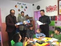 MEHMET AYDıN - Simav THK'dan Okullara Defter Ve Boyama Kitabı