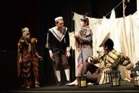 TİYATRO OYUNU - 'Sır' Adlı Çocuk Oyunu Minikleri Sihirli Bir Dünyaya Götürdü