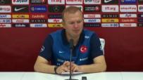 SERZENIŞ - 'Süper Lig'de İlk 11 Oynayan Sadece 3 Oyuncumuz Var'