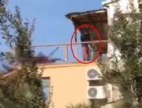 TANEM SIVAR - Tanem Sivar'ın köpeklerini öldürmekle suçlanan komşunun görüntüsü ortaya çıktı