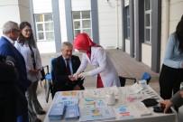 AHMET KARAKAYA - Toplumsal Farkındalığı Artırmak İçin Diyabet Günü Etkinliği Düzenlediler