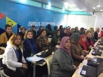 GÜVENLİ İNTERNET - Türk Telekom, Ankaralı Kadınlara Teknoloji Eğitimi Verdi