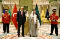 İŞBİRLİĞİ PROTOKOLÜ - Türkiye Ve Kuveyt Arasında 3 Anlaşma İmzalandı