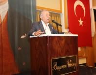 TÜRKIYE SEYAHAT ACENTALARı BIRLIĞI - TÜRSAB Başkanı Ulusoy Açıklaması 'Turistin Siyahı Beyazı Olmaz'