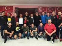 MUSA AYDıN - U23 Grekoromen  Milli Takımı'nda Hedef  Dünya Şampiyonluğu
