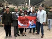 FARKINDALIK YARATMA - Ülkü Ocakları Ve UTESKON'dan Madde Bağımlılığına Karşı Farkındalık Kampanyası