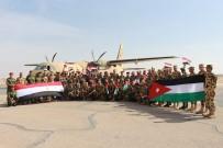 ASKERİ TATBİKAT - Ürdün'le Mısır Ortak Askeri Tatbikat Yapıyor