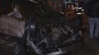 VAN YÜZÜNCÜ YıL ÜNIVERSITESI - Van'da Trafik Kazası; 3 Yaralı