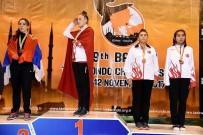 FATIH ÖZTÜRK - Yalovalı Taekwondocular 3'Te 3 Yaptı
