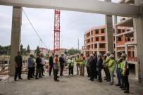 SEDDAR YAVUZ - Yeni Hükümet Konağı Projesi Yeniden Düzenlenecek