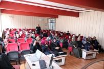 İŞ SAĞLIĞI - Yozgat'ta 600 Kişiye İş Sağlığı Ve Güvenliği Eğitimi Veriliyor