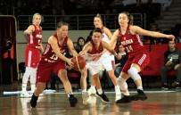 KADIN BASKETBOL TAKIMI - 2019 Kadınlar Avrupa Basketbol Şampiyonası Elemeleri Açıklaması Türkiye Açıklaması 73 - Polonya Açıklaması 53
