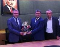 ESKIGEDIZ - AK Parti Eskigediz Belde Teşkilatı TBMM'de