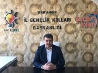 HASAN ŞAHIN - AK Parti Gençlik Kolları Başkanlığına Şahin Atandı