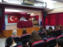 YÜZ YÜZE - Akşehir'de Anadolu Lisesinde Kariyer Günleri Düzenleniyor