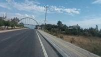 DRENAJ ÇALIŞMASI - Anamur'da Bölünmüş Yol Çalışması Tamamlandı