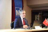 ARTVİN BELEDİYESİ - Artvin'de 'Yerel Yönetimlerde Sosyal Medya Hukuku Eğitim Semineri' Verildi