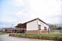 DOWN SENDROMU - Atlı Terapi Merkezi  Açılışa Hazırlanıyor