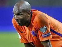 RYAN BABEL - Babel attı Hollanda rahat kazandı