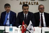 MÜNIR KARALOĞLU - Bakan Tüfenci, 'Türkiye'ye Güvenip Üretim Yapan Kimseyi Mahcup Etmedik'