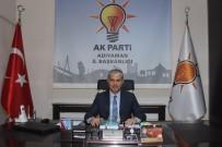 MEHMET ERDOĞAN - Başbakan Yılıdırım'ın Adıyaman Programı İptal