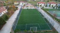 İHSAN KESKIN - Başiskele Yeniköy Spor Tesisi Tamamlanıyor