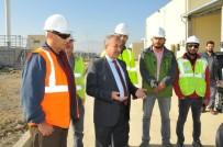 SU ARITMA TESİSİ - Başkan Akkaya Açıklaması 'Akşehir'in 100 Yılına Yetecek Alt Yapı Çalışmaları Yapılıyor'