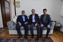 MECLİS ÜYESİ - Başkan Ataç Çukurhisar'da Ziyaretlerde Bulundu