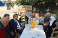 HUZURKENT - Başkan Pamuk, Bahşişli Vatandaşlarla Buluştu