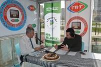 KANAL PROJESİ - Başkan Polat, TRT GAP Radyo'nun Konuğu Oldu