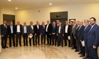 HAMDOLSUN - Başkan Toçoğlu, İlçe Belediye Başkanlarıyla Bir Araya Geldi