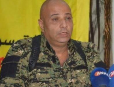 YPG'nin sözcüsü terör örgütünden ayrıldı