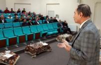 KADIN YAŞAM MERKEZİ - Belediye Personellerine 'Kamu Yönetimi Ve Danışmanlık' Eğitimi