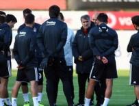 ARAS ÖZBİLİZ - Beşiktaş'ta gidecek isimler belirlendi