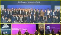 LÜTFİ KIRDAR - Bilecik Genç Girişimciler Kurulu G3 Forum'a Katıldı