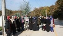 SOSYOLOG - Bilecik'in Çiftçi Kadınlarından Kartepe'ye Teknik Gezi