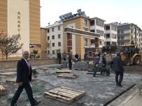 DÜZAĞAÇ - Bingöl'de, Üstyapı Çalışmalarının Yüzde 80'İ Tamamlandı
