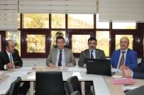 BOZÜYÜK BELEDİYESİ - Bozüyük Belediyesi'nde 'Toplu İş Sözleşmesi' Görüşmeleri